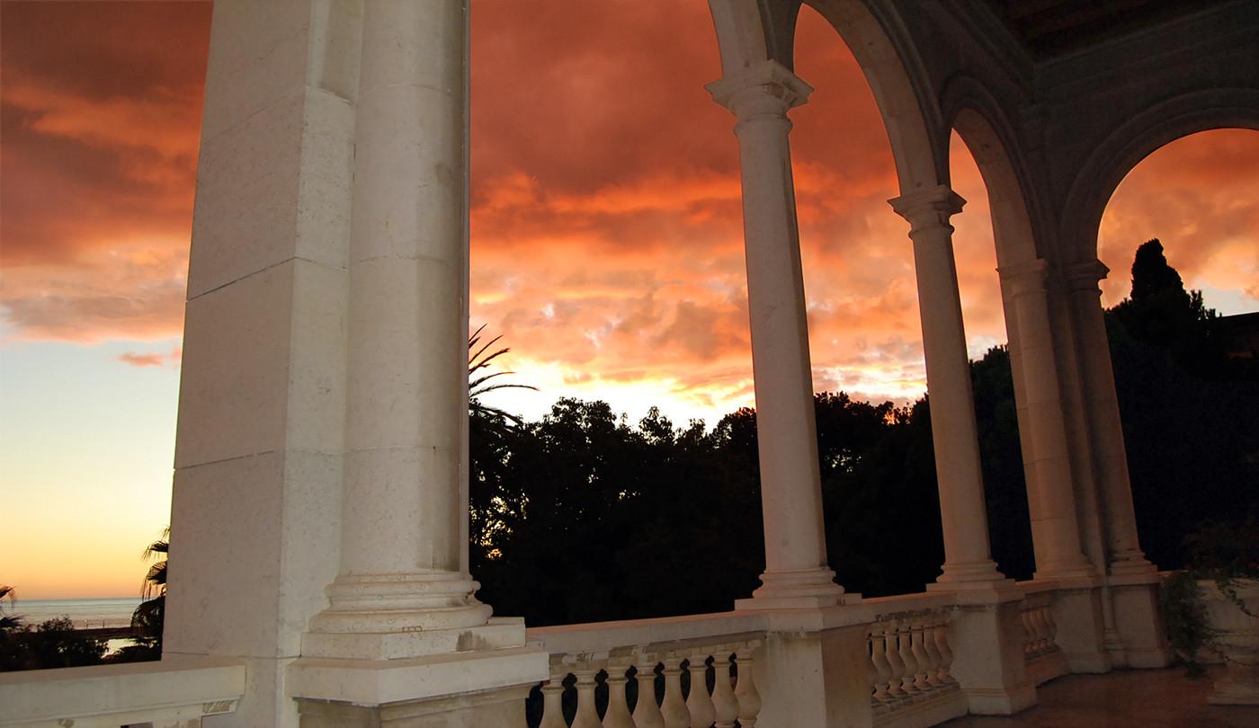 villa-ormond-tramonto