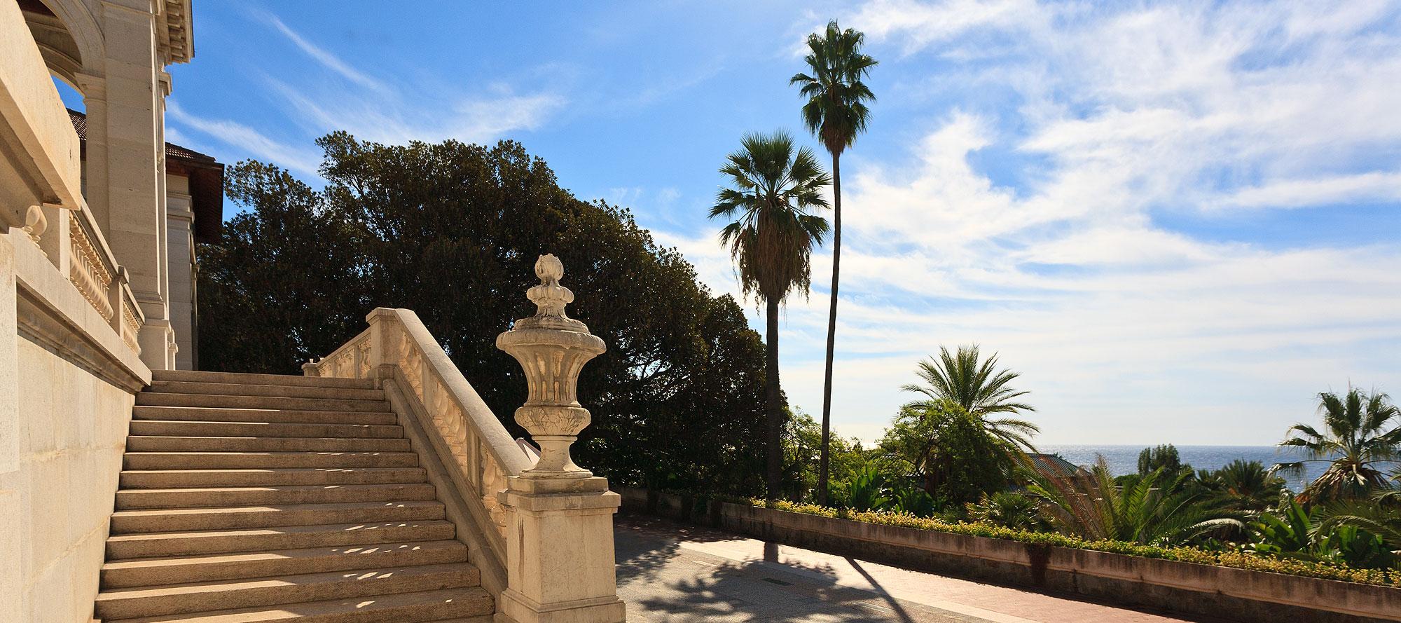 villa Ormond, Sanremo, Italy