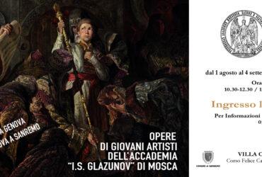 Opere dell'Accademia Glazunov di Mosca a Villa Ormond